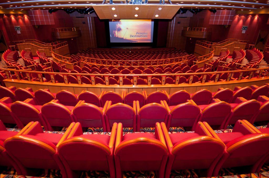 Cinema And Auditorium Carpet Cleaning